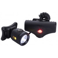 Light & Motion VIS Pro 600 Helmet Light Set