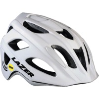 Lazer P'Nut MIPS Helmet with Magic Buckle - White