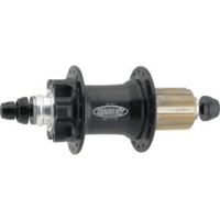 Hadley SDH Thru-Bolt Disc Rear Hub - 72 Point Engagement