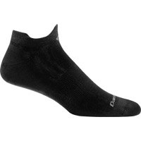 Darn Tough Mini Tab Ultra-Light Socks - Racer Black