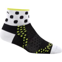 Darn Tough 1/4 Ultra-Light Women's Socks - Dot Black