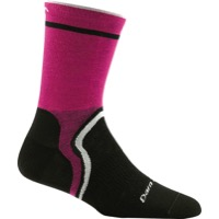 Darn Tough Micro Crew Ultra-Light Women's Socks - Cool Curves Pink