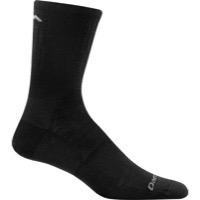 Darn Tough Micro Crew Ultra-Light Socks - Breakaway Black
