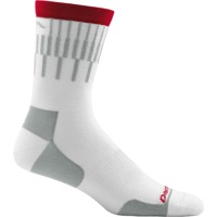 Darn Tough Micro Crew Ultra-Light Socks - Breakaway White
