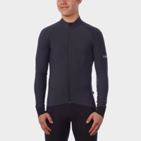 Giro Chrono LS Thermal Jersey - Charcoal