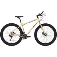 Surly ECR 27.5+ Complete Bike - Beige Pantsuit