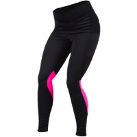 Pearl Izumi W Elite Escape AmFib Tights 2019 - Black/Screaming Pink