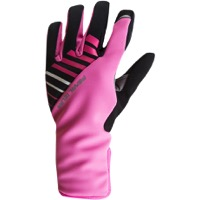 Pearl Izumi Women's Elite Softshell Gloves 2020 - Screaming Pink