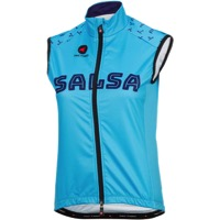 Salsa Team Kit Women's Vest 2017 - Light Blue/Dark Blue