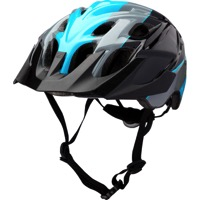 Kali Protectives Chakra Youth Helmets - Sublime Black/Blue