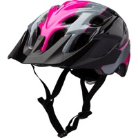 Kali Protectives Chakra Youth Helmets - Sublime Black/Magenta