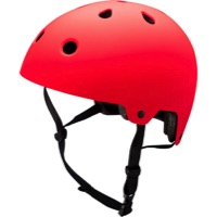 Kali Protectives Maha Helmet - Solid Red