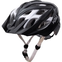 Kali Protectives Chakra Plus Helmet - Sonic White/Black