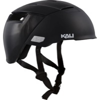 Kali Protectives City Helmet - Solid Matte Black