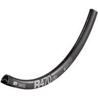 DT Swiss R 470 Disc Tubeless Ready 700c Rims