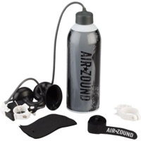 Delta AirZound Rechargable Air Powered Horn - Metal Canister, 115dB