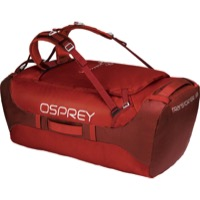 Osprey Transporter 130 Duffel Bag 2018 - Ruffian Red