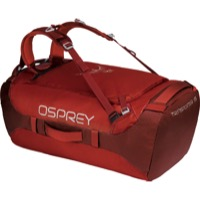 Osprey Transporter 95 Duffel Bag 2018 - Ruffian Red