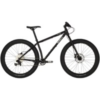 "Surly Karate Monkey 27.5""+ Complete Bike - Hi-Viz Black"