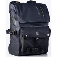 Showers Pass Transit Waterproof Backpack - Goldenrod/Black