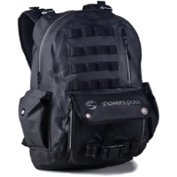 Showers Pass Utility Waterproof Backpack - White/Black