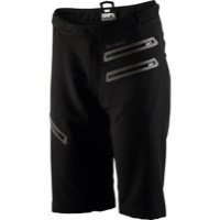 100% Airmatic Women's Shorts - Black