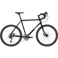 "Surly Disc Trucker 26"" Complete Bike - Hi-Viz Black - 10 Speed"
