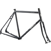 "Surly Disc Trucker 26"" Frameset - Bituminous Gray"