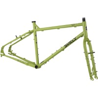 Surly Troll Frameset - Pea Lime Pie Soup