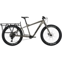 "Salsa Blackborow GX Eagle 27.5"" Complete Bike - Gunmetal"