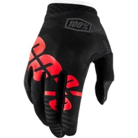 100% iTrack Gloves 2018 - Black Camo