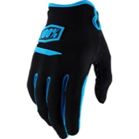 100% Ridecamp Gloves 2018 - Black/Blue