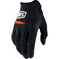 100% Ridecamp Gloves 2018 - Charcoal