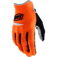 100% Ridecamp Gloves 2018 - Orange