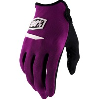 100% Ridecamp Gloves 2018 - Purple