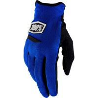 100% Ridecamp Women's Gloves - Blue