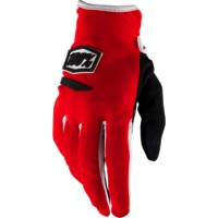 100% Ridecamp Women's Gloves - Red