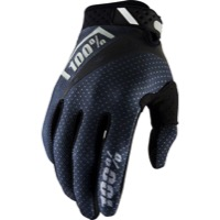 100% Ridefit Gloves 2018 - Black