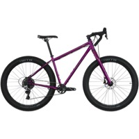 Salsa Fargo Rival 1 27.5+ Complete Bike 2018 - Purple