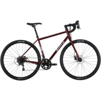 Salsa Vaya Tiagra Complete Bike 2018 - Red