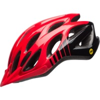 Bell Traverse MIPS Helmets 2018 - Gloss Hibiscus/Black