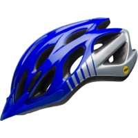 Bell Traverse MIPS Helmets 2018 - Gloss Pacific/Silver
