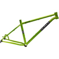 Soma Valhallen 27.5+ (650b) Frame - Candy Apple Green