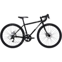 Surly Straggler 650b Apex Complete Bike 2018 - Gloss Black