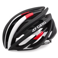 Giro Aeon Helmet 2018 - Matte Black/Bright Red