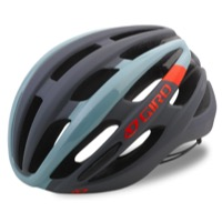 Giro Foray Helmet 2018 - Matte Charcoal/Frost