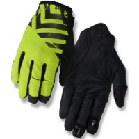 Giro DND Gloves 2018 - Black/Lime