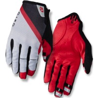 Giro DND Gloves 2018 - Grey/Dark Red/Black
