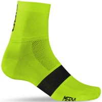 Giro Classic Racer Meryl Skinlife Socks 2019 - Highlight Yellow/Black