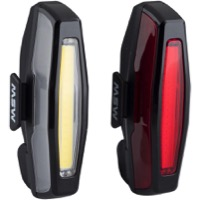 MSW Pangolin Front and Rear USB Light Combo